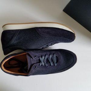 Peter Millar Cortina Cruiser Navy Fashion Sneakers